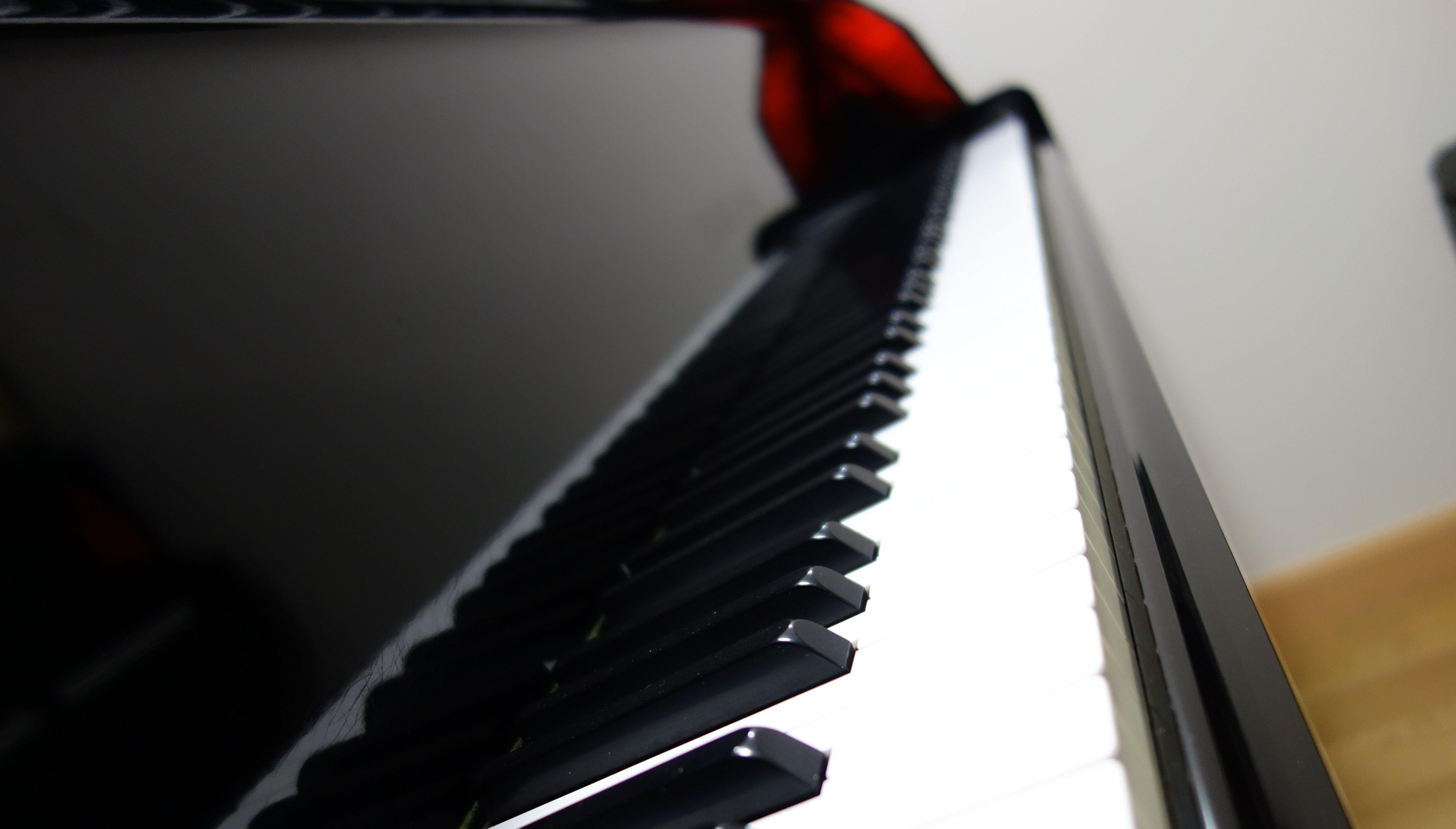 レッスン内容:ピアノ